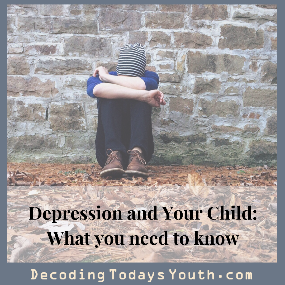 Stressed and Depressed: Checking In On Your Child