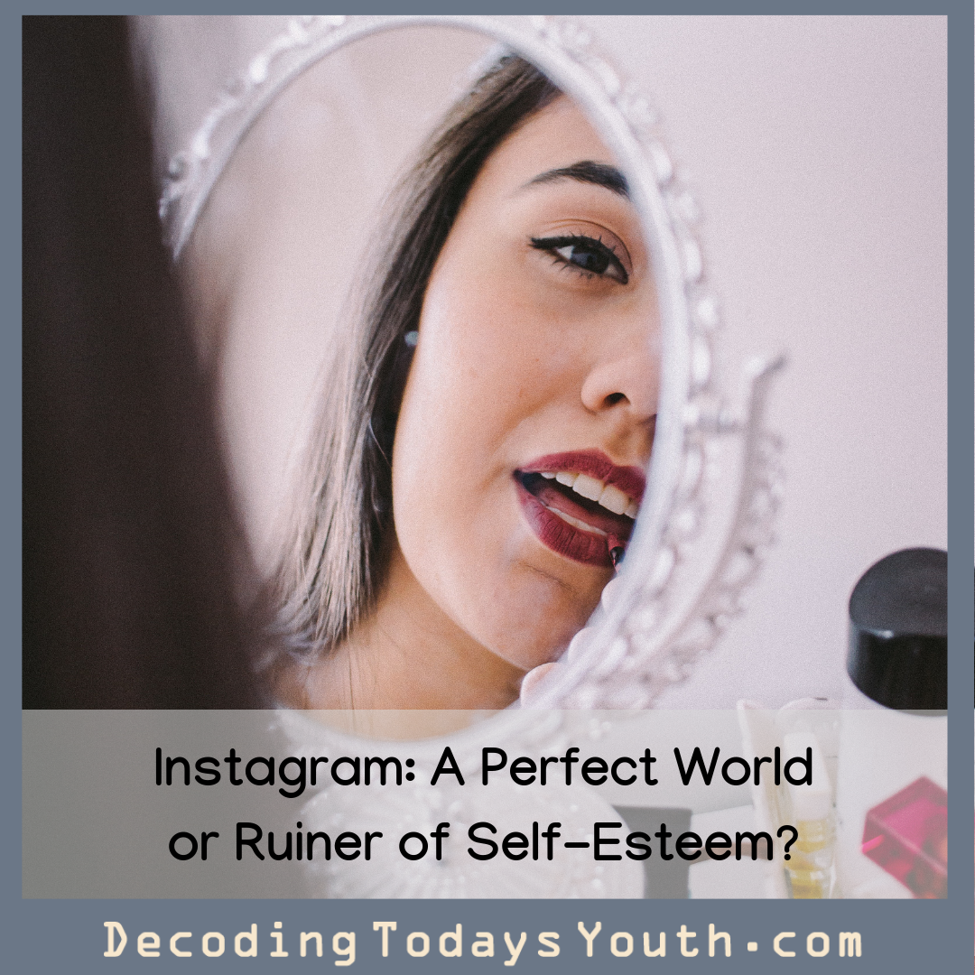 In a world of perfectionism, Instagram proves large self-esteem crusher