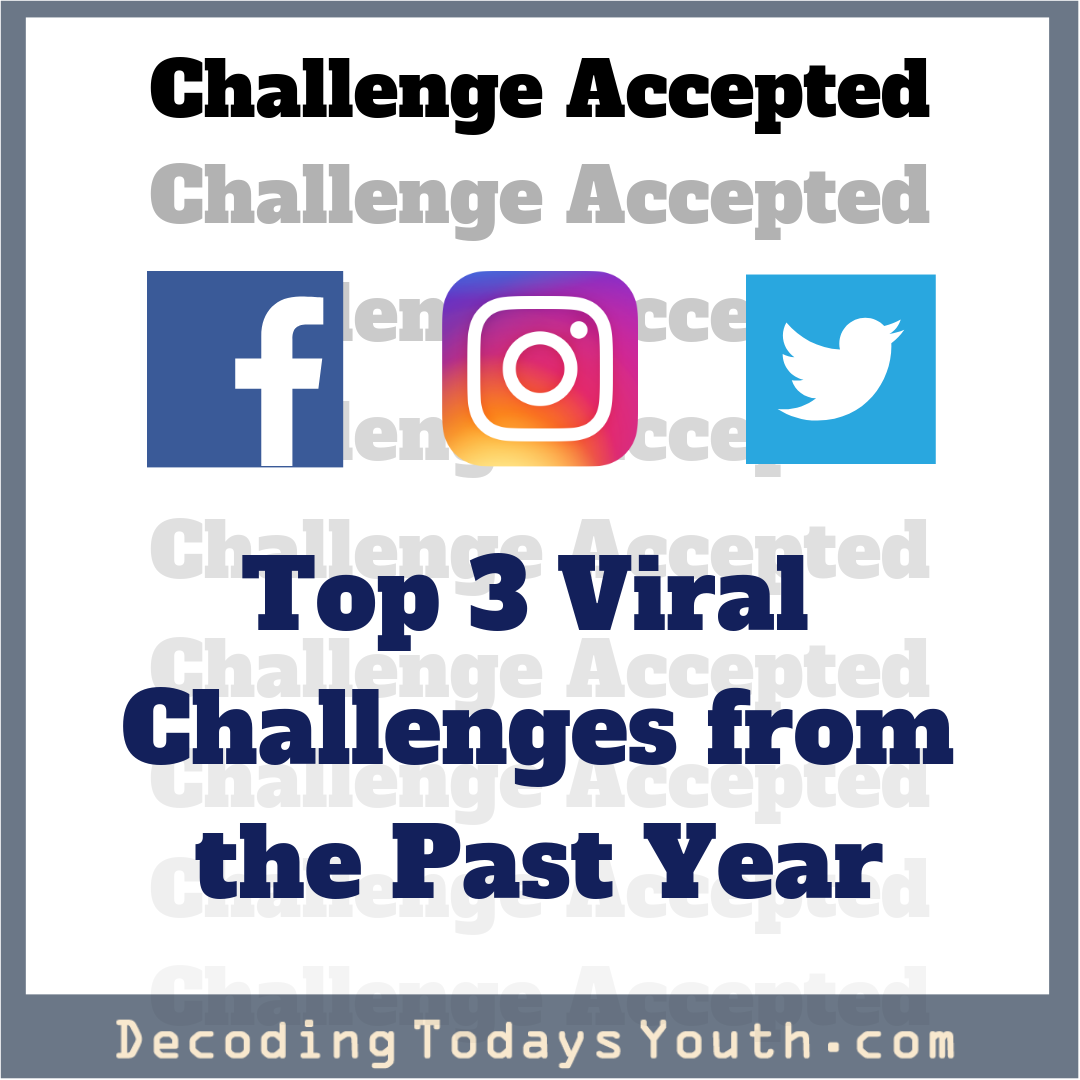 The Top 3 Viral Challenges from the Past Year