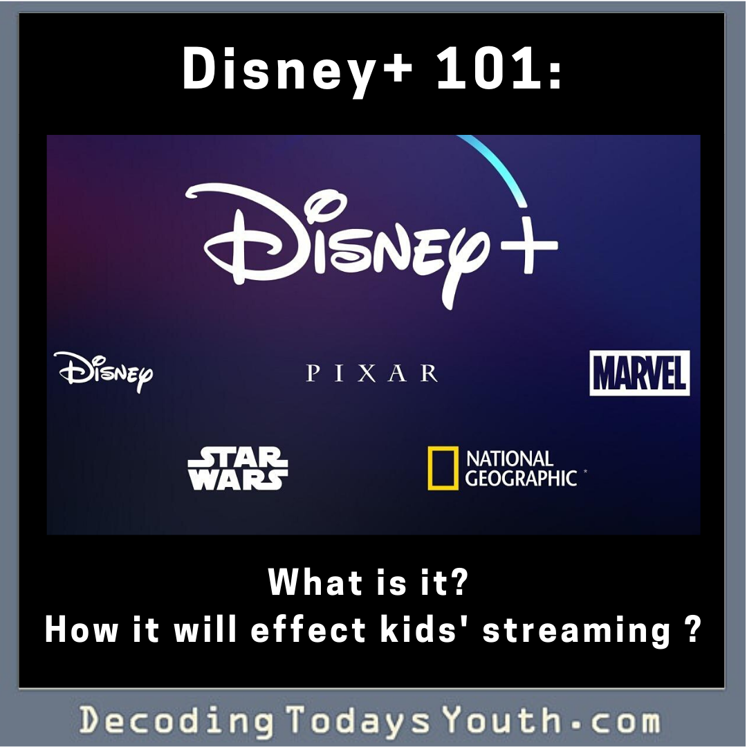Disney+ is coming to your living room