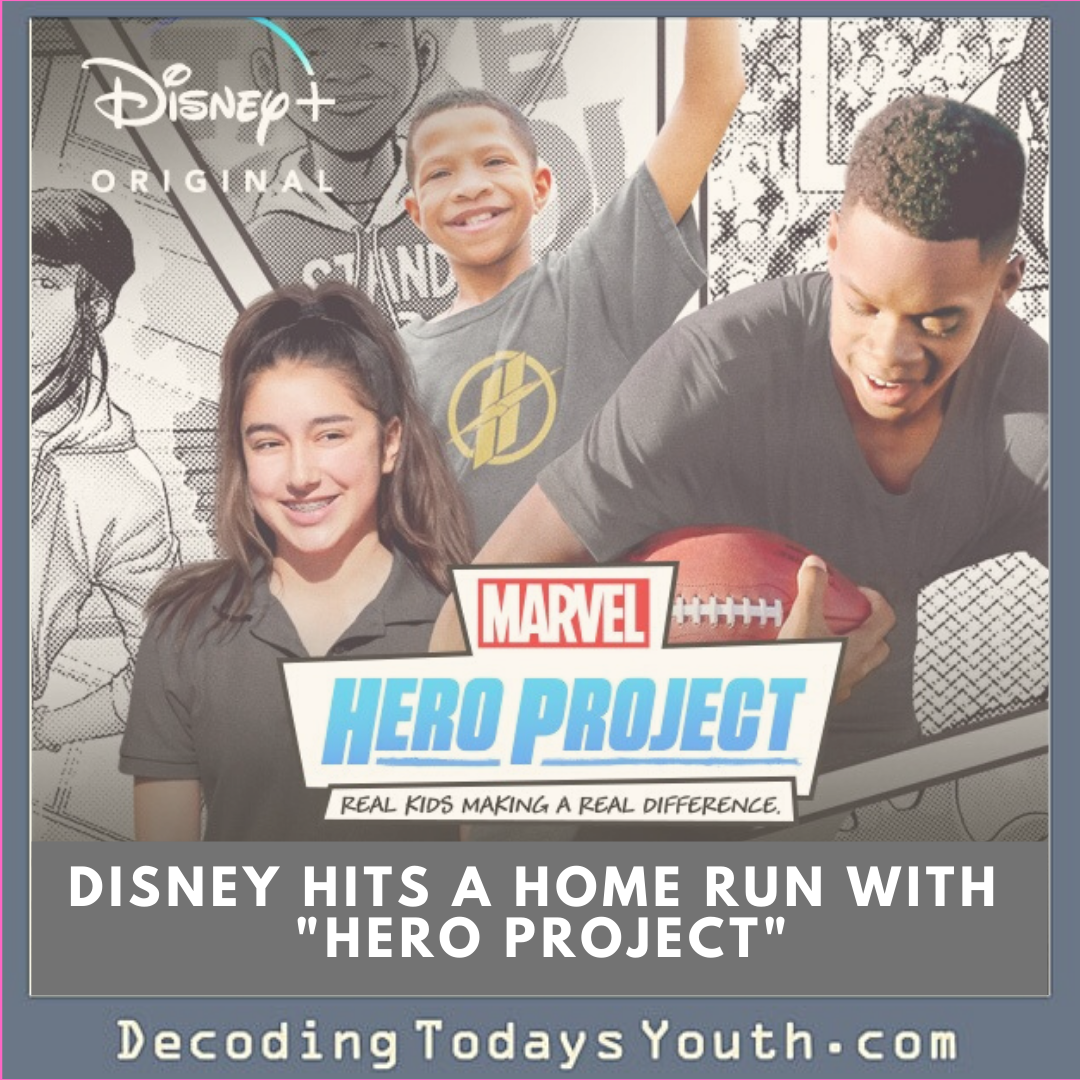 "Disney hits a home run with ""Hero Project"""
