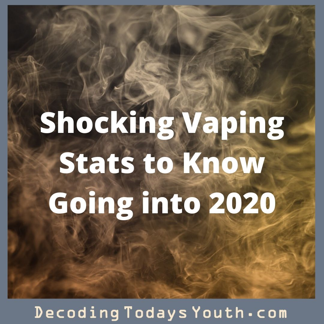 Shocking Vaping Stats to Know Going into 2020