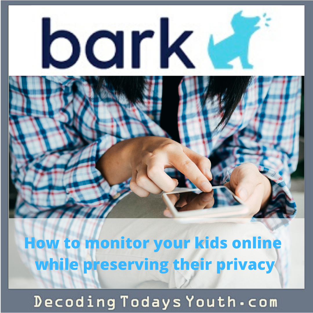 How to monitor your kids online while preserving their privacy