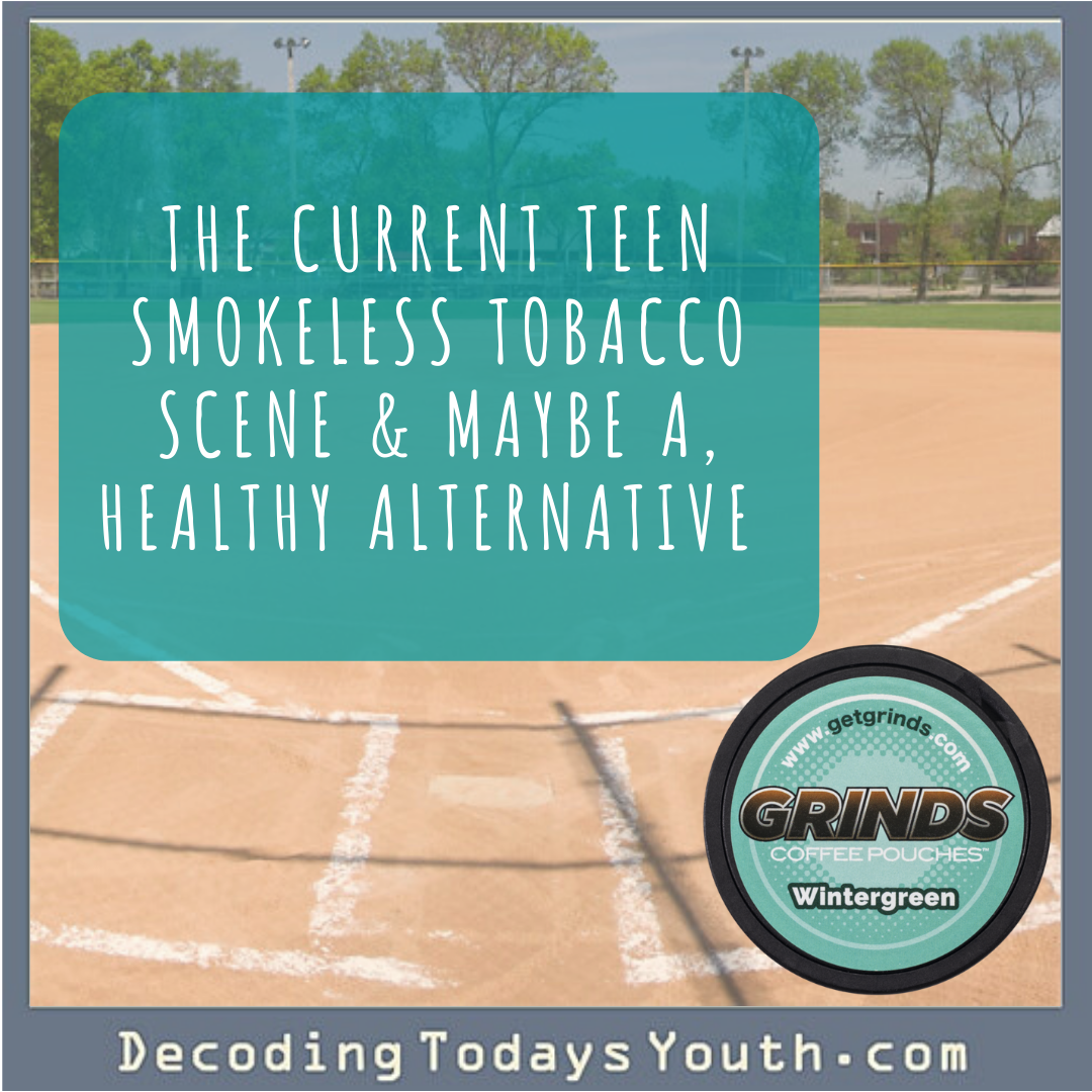 Teens, the Current Smokeless Tobacco Scene, and maybe an Alternative