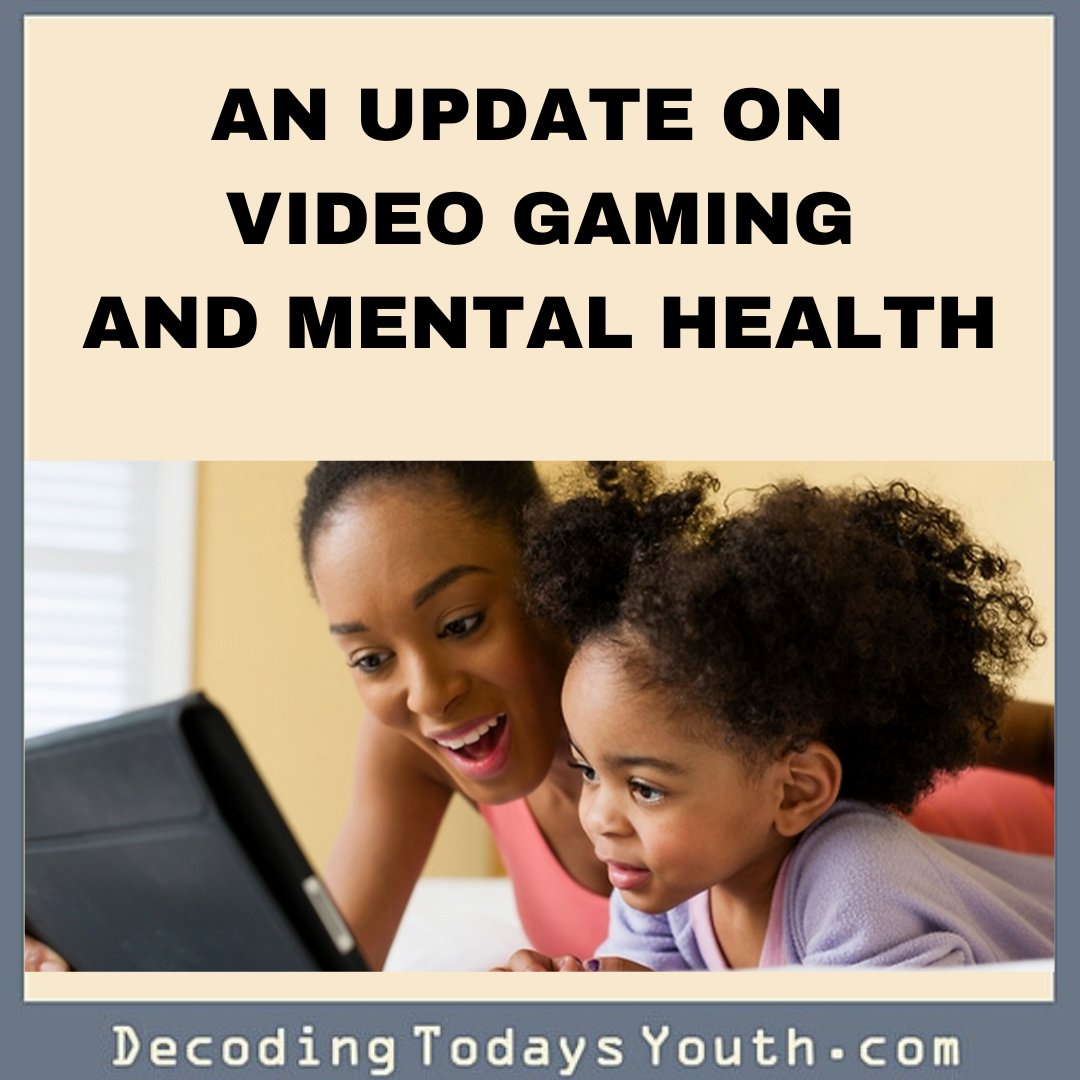 pic for mental health and gaming
