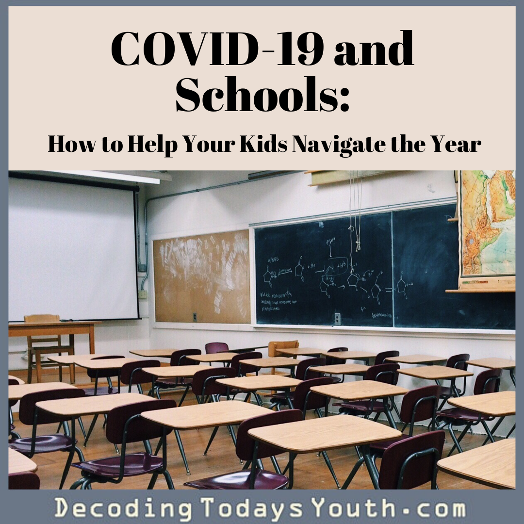 COVID-19 and Schools: How to Help Your Kids Navigate the Year